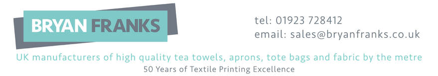 Bryan Franks For Quality Textile Printing